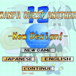 【脱出系探索ゲーム】WANPA QUEST ANOTHER12 -New Design!-