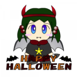 【LINEスタンプ】WANPA WORLD – Halloween Ver.